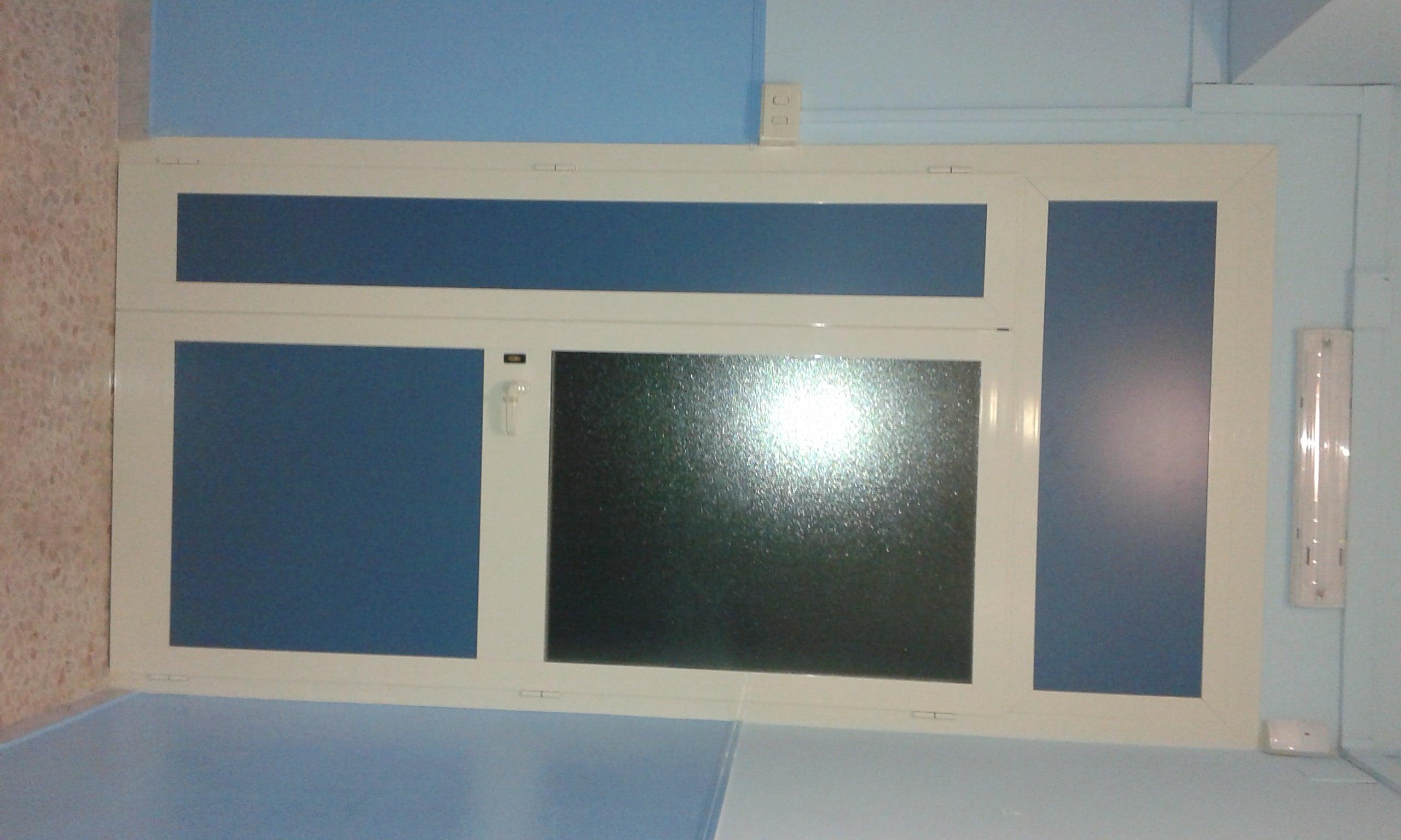 Porte alluminio infissi dgf serramenti for Infissi in legno bianco